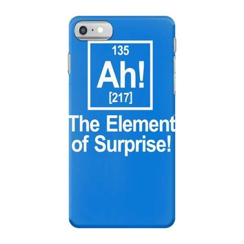 ah element of suprise iPhone 7 Case