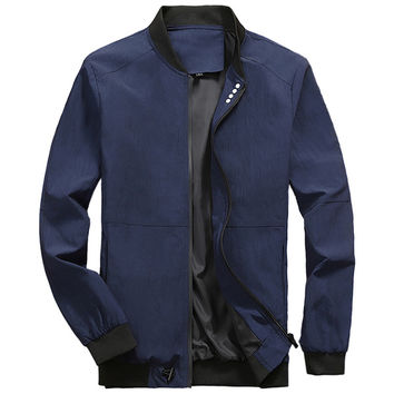 Mens Cool Long Sleeve Jacket