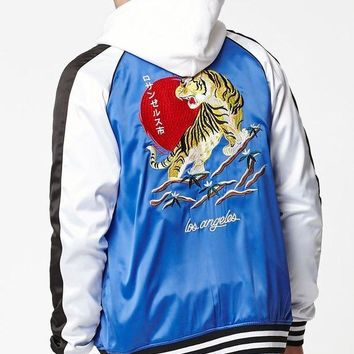 ONETOW Young and Reckless Bloodline Souvenir Jacket at PacSun.com