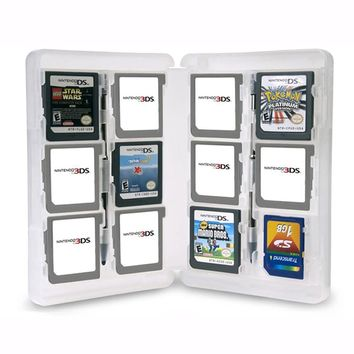 28 Slots Memory Card Holder Game Card Case Box