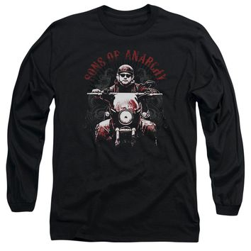 Sons Of Anarchy - Ride On Long Sleeve Adult 18/1