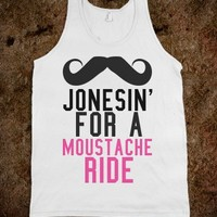 Moustache - Happy Friday