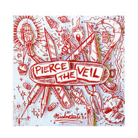 Pierce The Veil - Misadventures Vinyl LP Hot Topic Exclusive