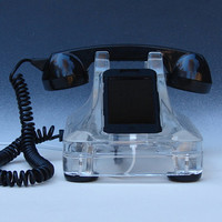 iRetrofone 2.0 Classic Clear for the iPhone 5