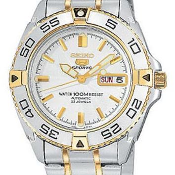 Seiko Sports 5 Automatic Watch SNZB24
