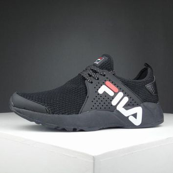 FILA Woman Men Fashion Breathable Sneakers Sport Shoes2