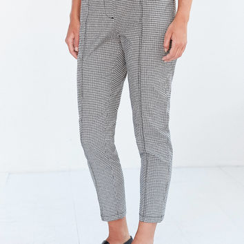 BDG Checker Mom Pant   Urban Outfitters