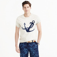 HUGO GUINNESS ™ FOR J.CREW ANCHOR TEE