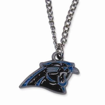 NFL Panthers 20 inch Chain Necklace