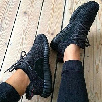 "shosouvenir ""Adidas"" Women Yeezy Boost Sneakers Running Sports Shoes"