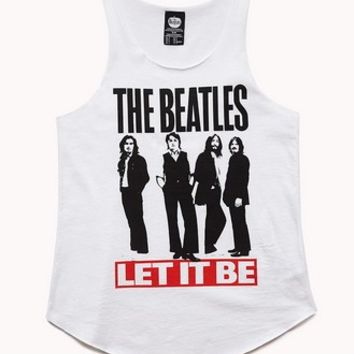 The Beatles Knit Tank