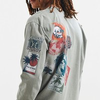Stussy Franklin Long Sleeve Tee | Urban Outfitters