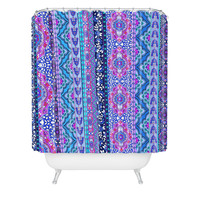 Aimee St Hill Farah Stripe Shower Curtain