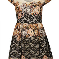 Petite Floral Tunic Dress - New In This Week - New In - Topshop USA