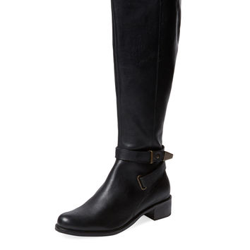Seychelles Women's Contrast Leather Boot - Black -