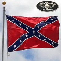 Confederate Flag - 2 sizes