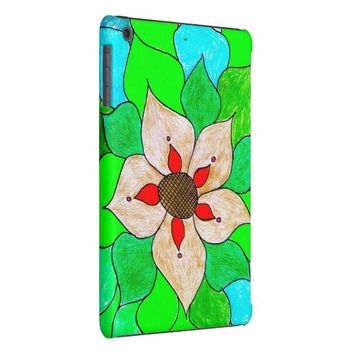 Flower iPad Mini Case