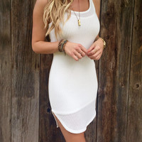 Jules Knit Tank Dress