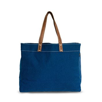NEW! Carryall Tote - Navy