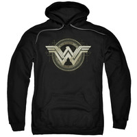 Batman V Superman Wonder Woman Ancient Logo Mens/Youth Hoodie