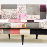 box sofa patchwork by namedesignstudio on Etsy