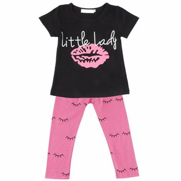 Abacaxi Kids Little Lady Outfit 1-5T