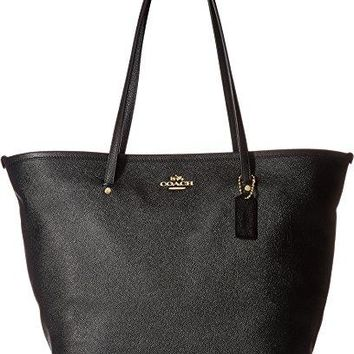 COACH Womens Crossgrain Large Street Tote  COACH bag