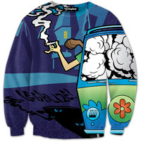 Mystery Kush Machine Crewneck