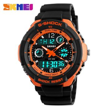 Skmei Shock Proof Led Digital Sports Watch