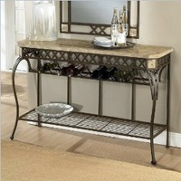 Hillsdale Furniture 4815-852 Brookside Fossil Server Sideboard,