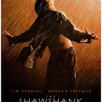 Shawshank Redemption Movie Poster 11x17