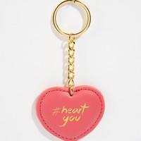 ASOS #Heart You Key Ring