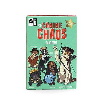 GINGER FOX CANINE CHAOS GAME