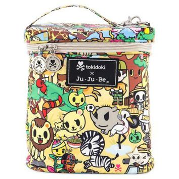 tokidoki x Ju-Ju-Be® Fuel Cell Bottle Bag/Lunch Pail in Animalini