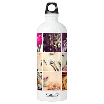 Create Your Own Instagram SIGG Traveler 1.0L Water Bottle