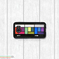 Bright Makeup Set, Custom Phone Case for Galaxy S4, S5, S6
