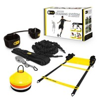 SKLZ Soccer Training System - 4-in-1 Essentials Kit