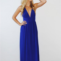 Enchanted Maxi Indigo
