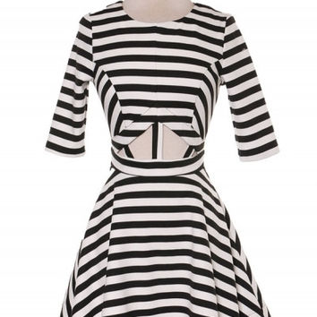 Blame It On The Stripes Dress