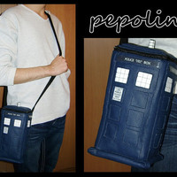 TARDIS Bag Doctor Who