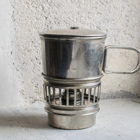 Vintage Camp Stove // French Portable Cooker