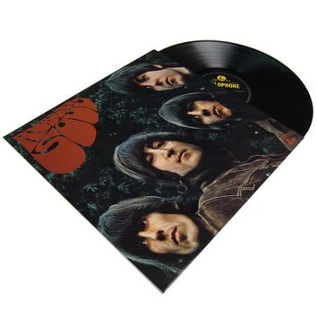 The Beatles: Rubber Soul (180g, Remastered) LP