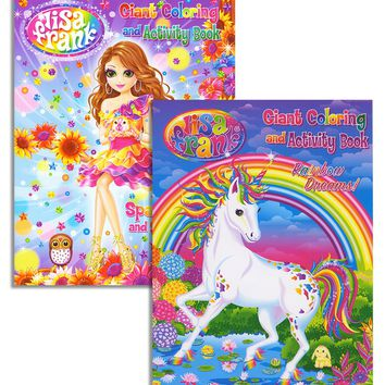 giant coloring & activity book Case of 48