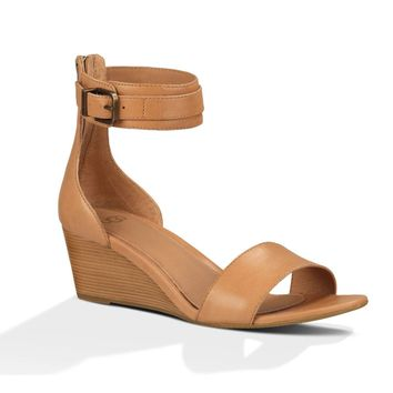 UGG Women's Char Wedge Sandals
