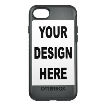 Create Your Own Custom OtterBox Symmetry iPhone 7 Case