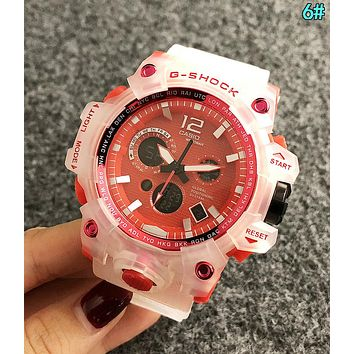 G-SHOCK Fashion Women Men Cool Movement Watch Wristwatch 6#