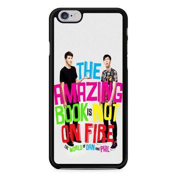 Dan Phil New Book iPhone 6/6S Case