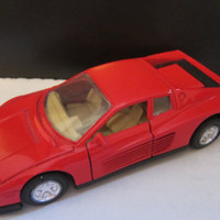 Ferrari Diecast Model Toy Car