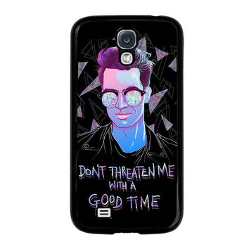PANIC AT THE DISCO BRENDON URIE Samsung Galaxy S4 Case