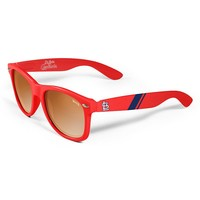 Maxx HD St. Louis Cardinals Retro Sunglasses - Men (Red)